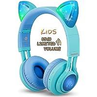 Riwbox CT-TS Auriculares Bluetooth con orejas de gato
