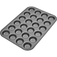 Chicago Metallic Commercial II Non-Stick 24 Cup Mini Muffin Pan