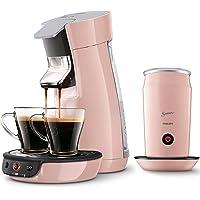 Philips Senseo HD7829/30 Viva Café Kaffeepadmaschine (Kaffee Boost Technologie) rosa