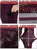 ODODODOS High Waist Out Pocket Printed Yoga Pants