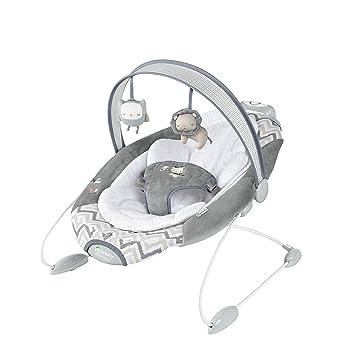 500b5c8c774f Amazon.com   Ingenuity SmartBounce Automatic Bouncer - Braden   Baby