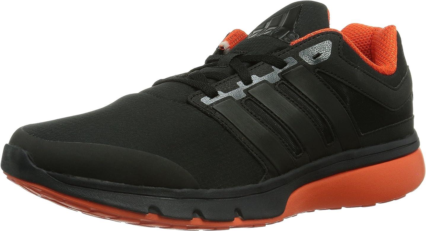 adidas Turbo 2.0 m - Zapatillas de Running de Material sintético Hombre, Color Negro, Talla 44 EU (9.5): Amazon.es: Zapatos y complementos