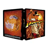 Indiana Jones Collection 1-4 (Steelbook) (5 Blu-Ray)