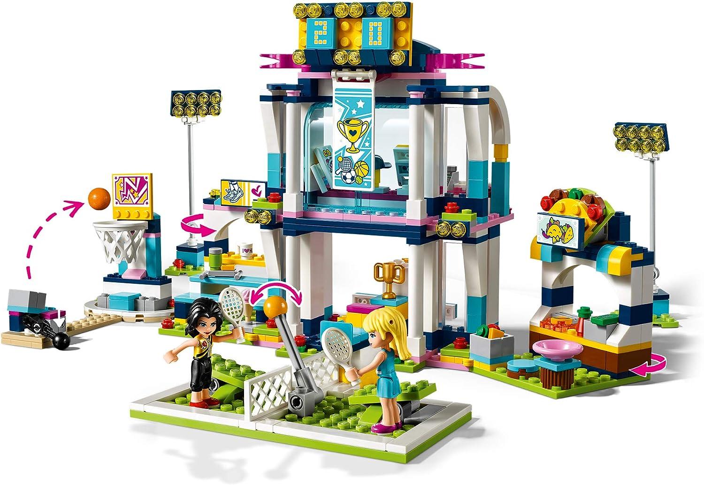 LEGO Friends - Polideportivo de Stephanie, Juguete con Mini ...