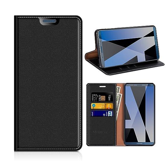 d71270e49a Amazon.com: Huawei Mate 10 PRO Wallet Case, Mobesv Huawei Mate 10 ...