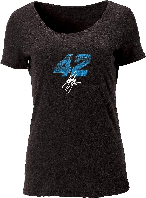 Ouray Sportswear NASCAR Womens W Tri Blend Scoop