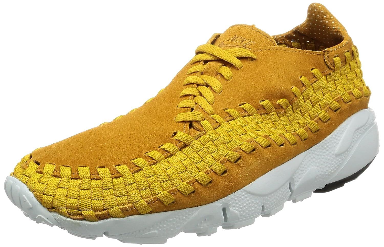 Nike Herren Air Footscape Woven NM Sneaker  47 EU|Hellbraun (Dessert Ochre/Gold Dart)