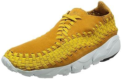 8580ec8381 Nike Men's Air Footscape Woven NM Desert Ochre/Desert Ochre Casual Shoe 7.5  Men US