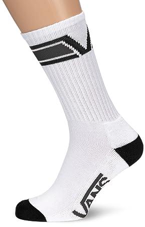 Vans Socken Big V 10-13 1 PK - Calcetines, color negro/gris