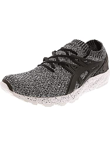 the latest f3ee4 11c97 Onitsuka Tiger by Asics Men's Gel-Kayano Trainer Knit White/Black 10.5 D US