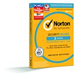 SYMANTEC Norton Security Deluxe (3 Geräte - PC, Mac, Smartphone, Tablet)