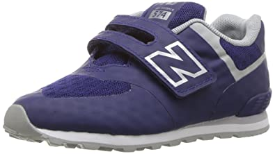NEW BALANCE 574 VELCRO BAMBINA Tutte Sneaker Scarpe