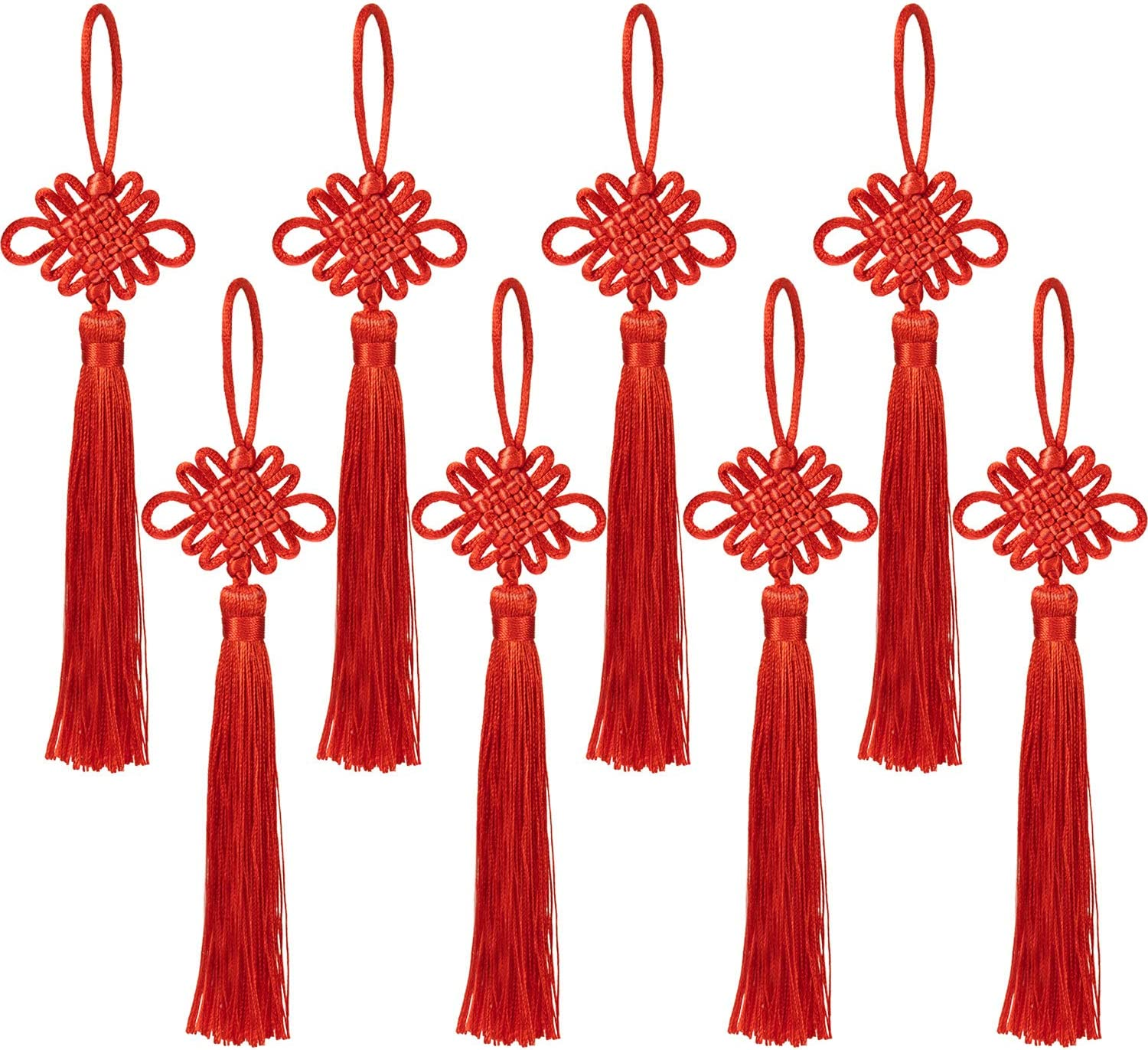 Decorative ornamental TASSEL/'S 4 Colours Pack of 10 or Pack of 25 FREE POST