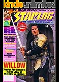 Starlog Magazine The Sci Fi Comics: July 1988