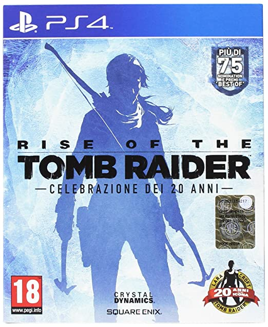 202 opinioni per Rise of the Tomb Raider- Celebrazione dei 20 Anni [PlayStation VR Ready]-