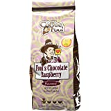 The Coffee Fool Fool's Whole Bean, Chocolate Raspberry, 12 Ounce