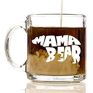 Mama Bear Premium 11oz Coffee Mug Gift