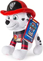 """PAW Patrol Peluche Marshall Ultimate Fire, 8"""""""