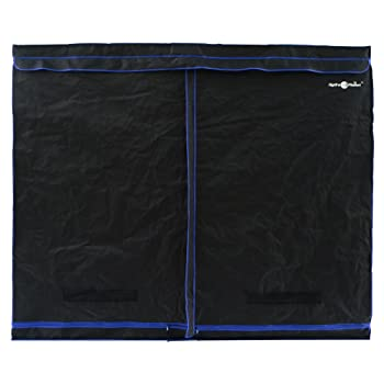 Hydroplanet™ 96x48x80 Mylar Hydroponic Grow Tent for Indoor Plant Growing
