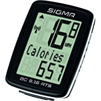 SIGMA BC 9.16 ATS - computadora inalámbrico para Bicicleta