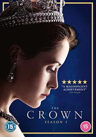 The Crown Season 1 Amazon Excl Dvd 2020 Amazon Co Uk Claire Foy Matt Smith Vanessa Kirby Jeremy Northam Victoria Hamilton James Hillier John Lithgow Claire Foy Matt Smith Andrew Eaton Dvd