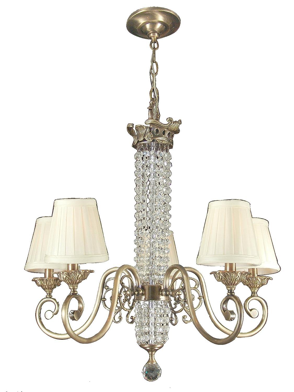 Amazon.com: Springdale gh60781 Español – Lámpara de araña ...