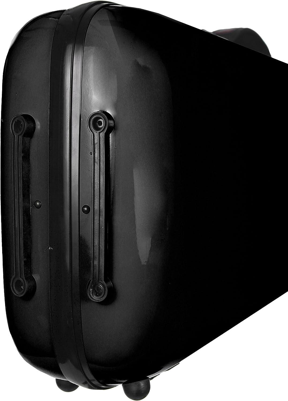 Estuche para violín fibra Safe Oblong 4/4 Negro M-Case: Amazon.es: Instrumentos musicales