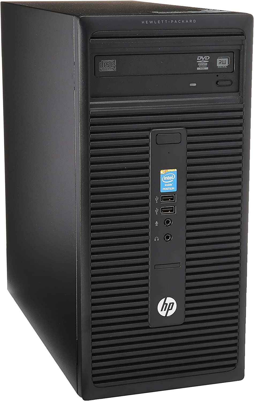 HP 280 G1 P0C86UT#ABA Desktop (Black)