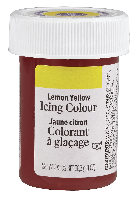 Wilton Paste Colour - Lemon Yellow