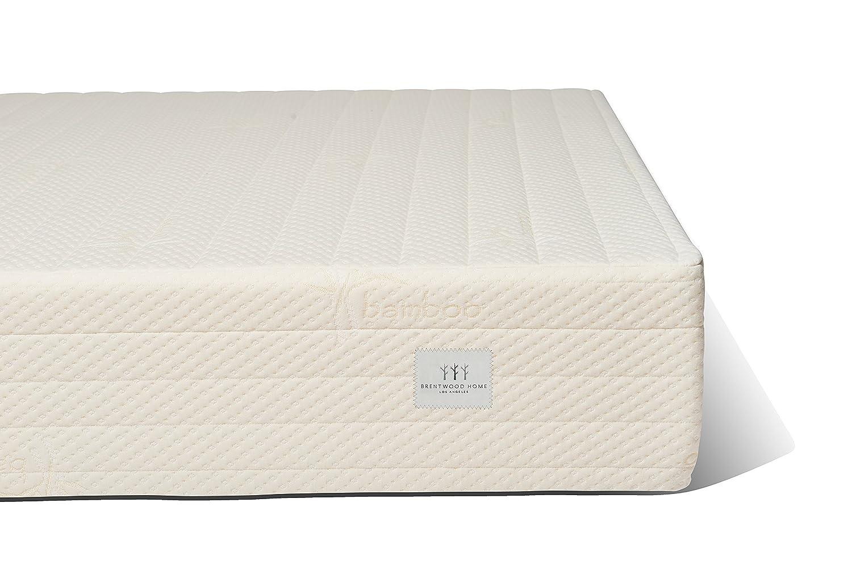 Brentwood Home 11-Inch Gel HD Memory Foam Mattress