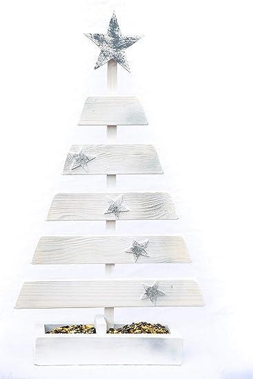 Addobbi Natalizi Wald.Moebel Aus Dem Wald Albero Di Natale In Legno Massiccio