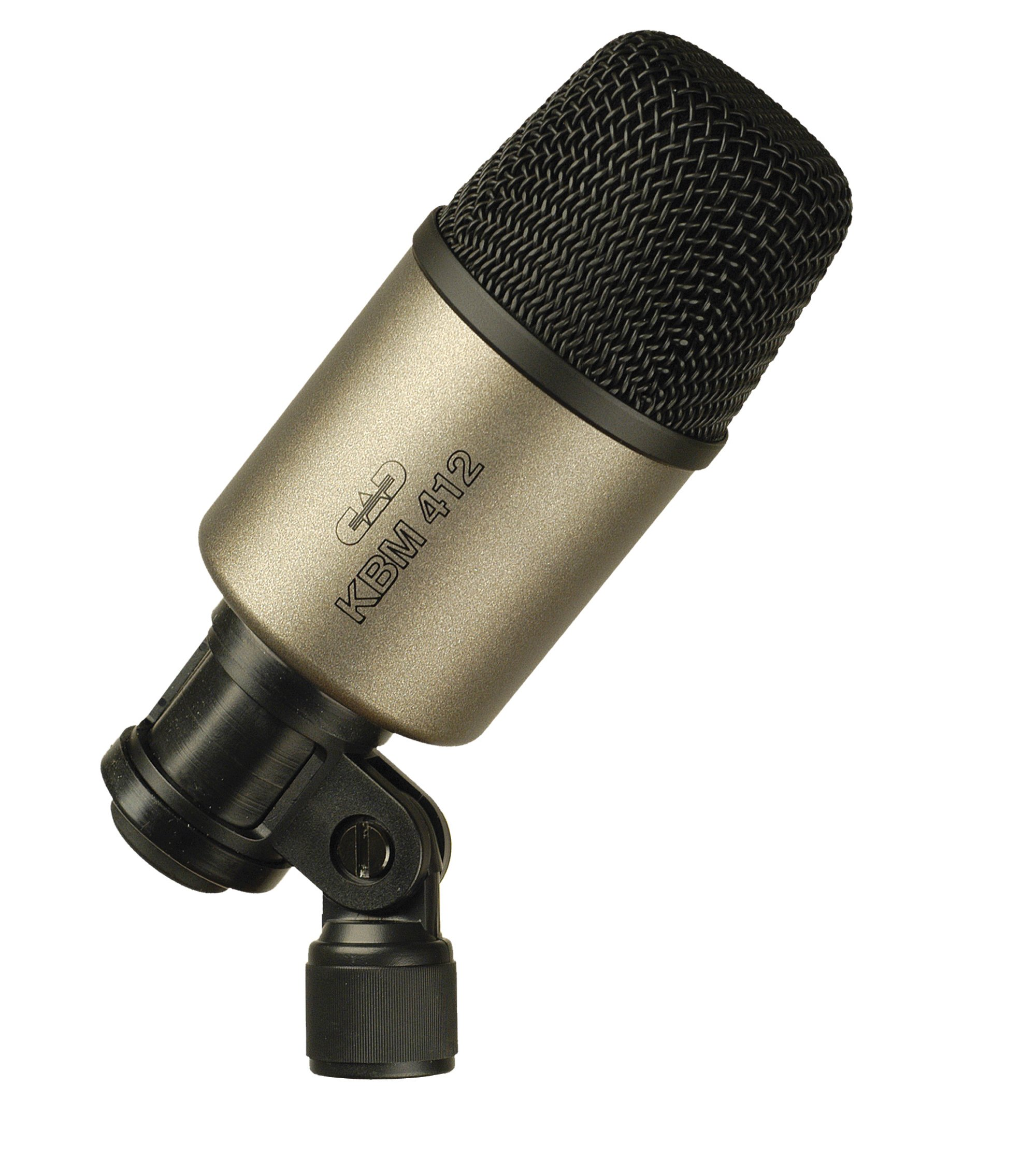 CAD Audio KBM412 Dynamic Cardioid Kick Microphone by CAD Audio