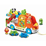 Amazon Price History for:VTech Pull and Learn Car Carrier Pull Toy