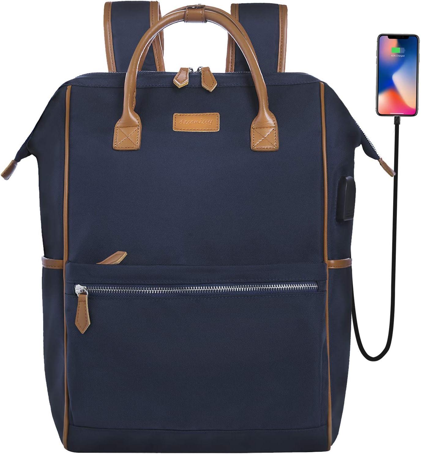 Work Backpack for Women Desanissy doctor backpack for women Laptop Backpack day backpacks