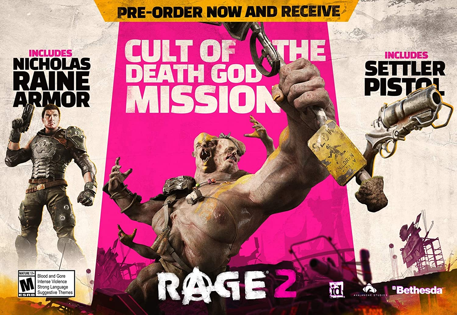 Rage 2 - PC - Deluxe Edition: windows: Computer and Video Games