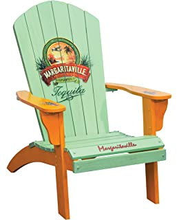 Margaritaville Outdoor Adirondack Chair, Tequila