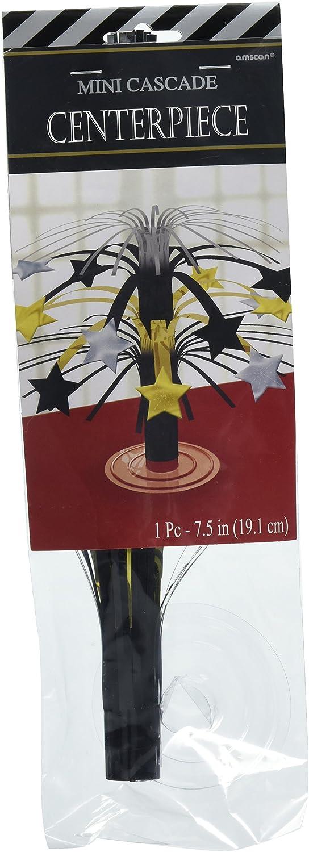 7.5 12 Ct. Amscan Hollywood Mini Cascade Party Centerpiece
