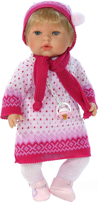 Amazon.es: Muñeca Tita Tricot (R/1010), muñeca muy completa para ...
