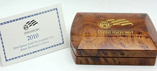 2011 Julia Grant Bronze Spouse Medal in Original Plastic