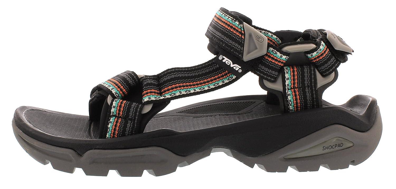 a17014821df76 Teva Women s Terra Fi 4 Sports and Outdoor Hiking Sandal  Amazon.co.uk   Shoes   Bags