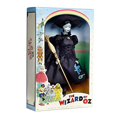 Barbie Collector Wizard of Oz Vintage Wicked Witch Doll: Toys & Games