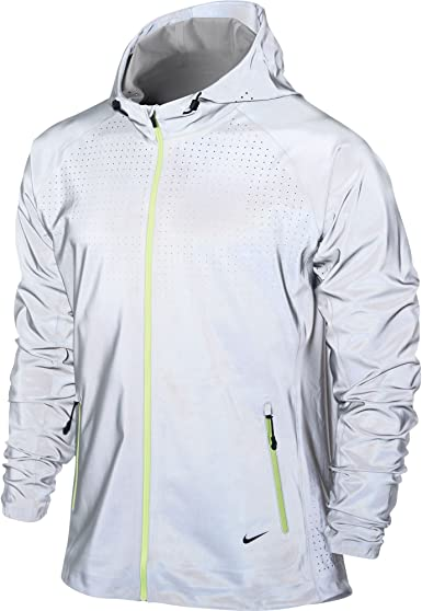 nadie Tomar un riesgo la nieve  chaqueta reflectante nike - 56% descuento - gigarobot.net