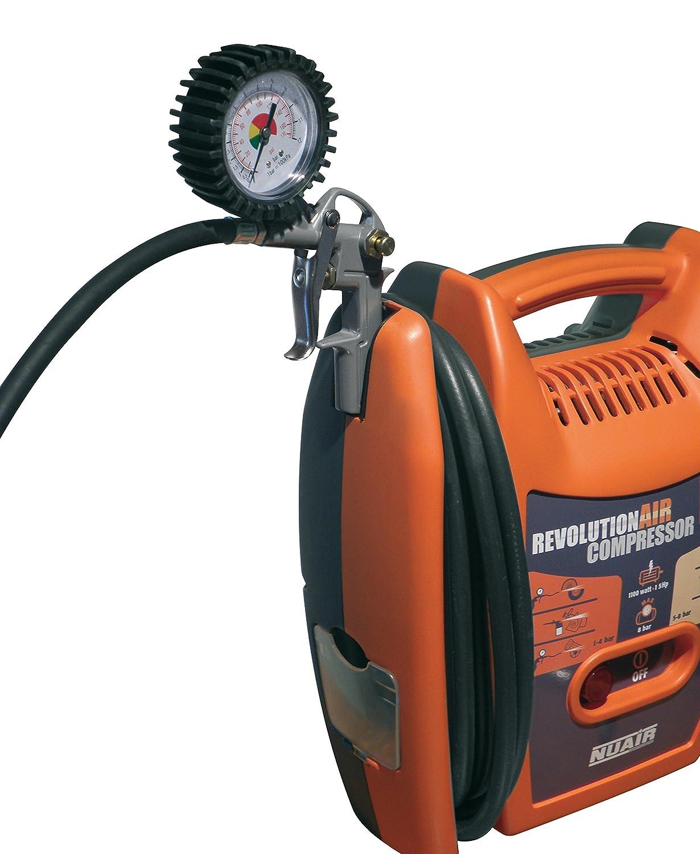 RevolutionAIR 8215180 Compresor de Aire 230 V, Simply: Amazon.es: Bricolaje y herramientas