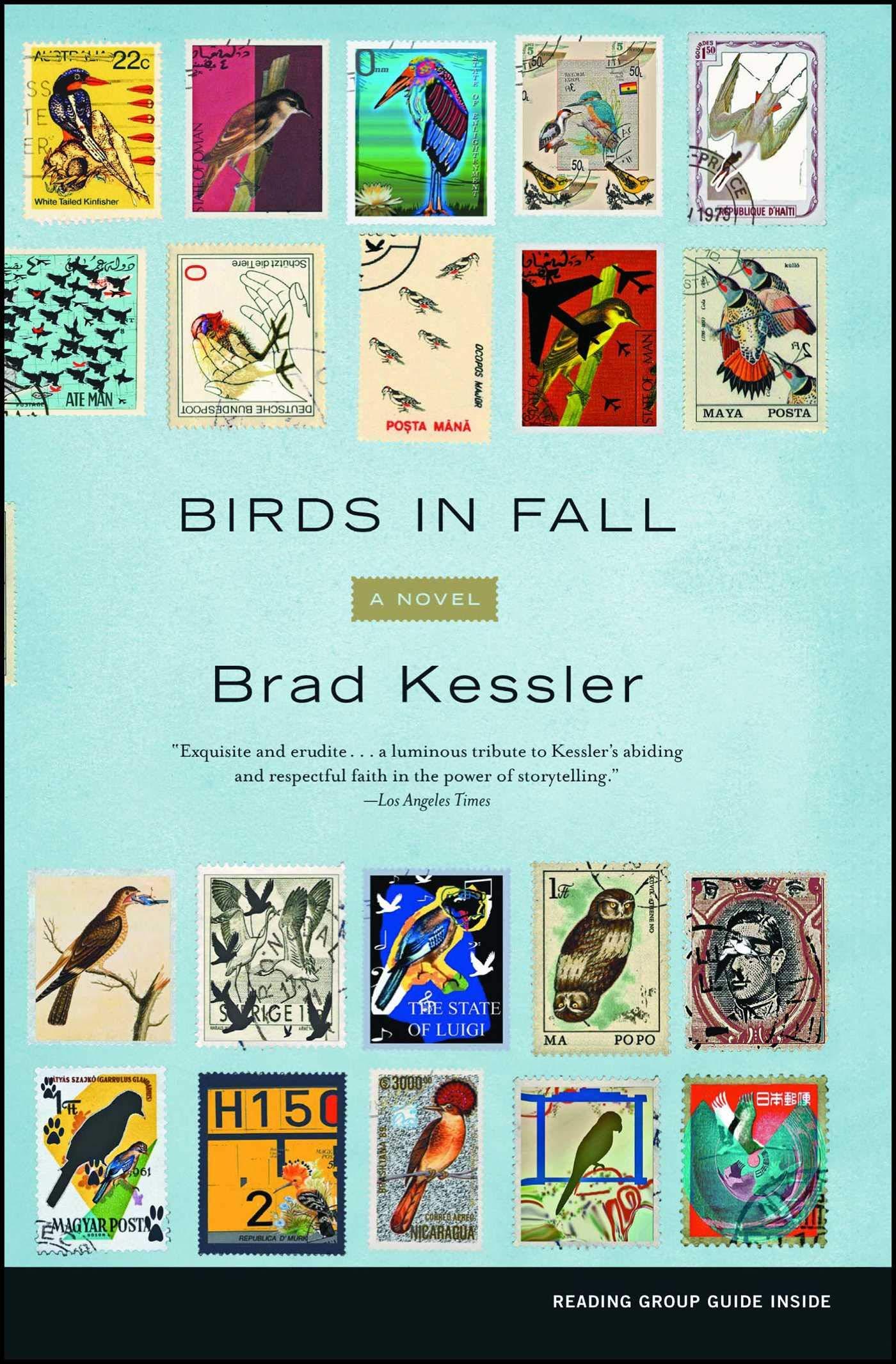 545e9dc349417 Birds in Fall  A Novel  Brad Kessler  9780743287395  Amazon.com  Books