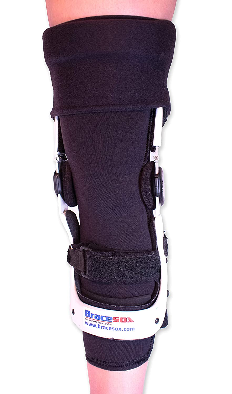 Bracesox Knee Brace Undersleeve - Supplex/Lycra - XX-Large