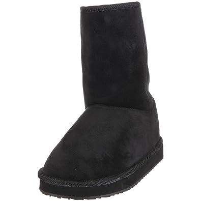 Buffalo Girl 103827 234774 M   F 10, Damen Stiefel Schwarz 40 c12e71cf4d