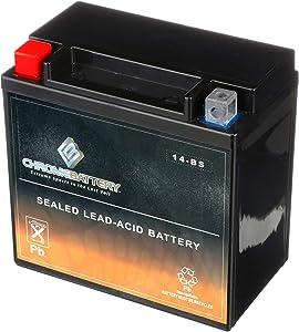 Chrome Battery AGM Battery