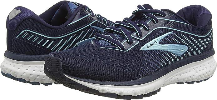 Brooks Ghost 12, Zapatillas para Correr para Mujer: Amazon.es: Zapatos y complementos