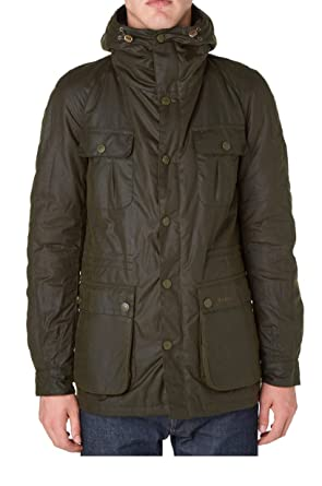 BARBOUR waxed men s jacket 872aa84a0321