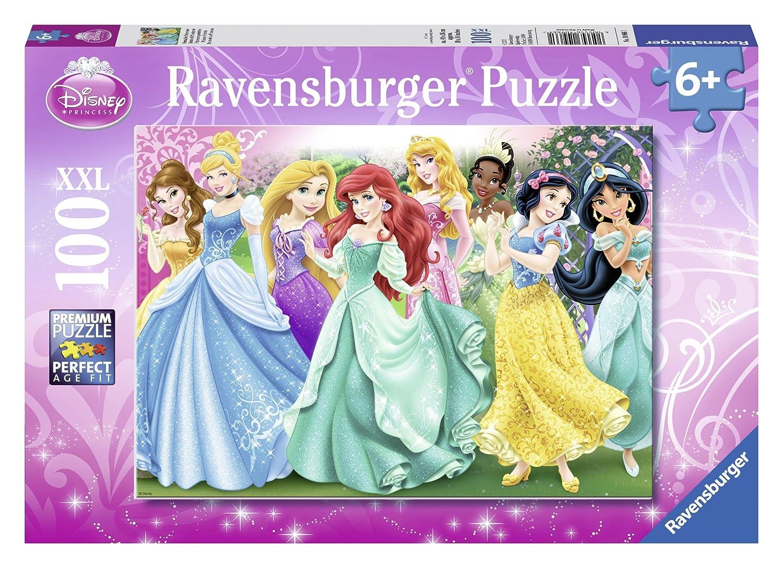 Amazoncom Ravensburger Disney Princess Princess Portraits Puzzle